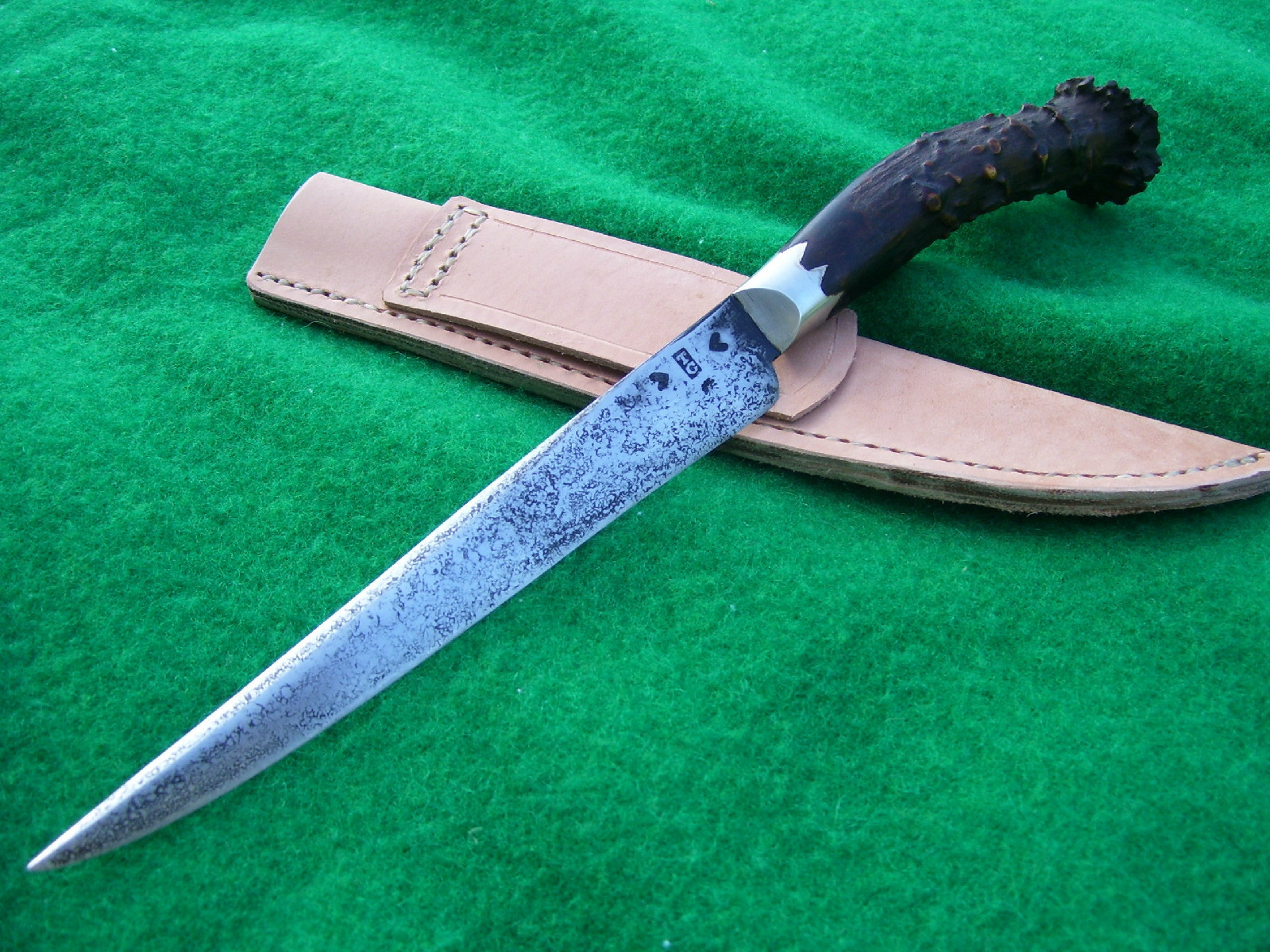 early american long knife